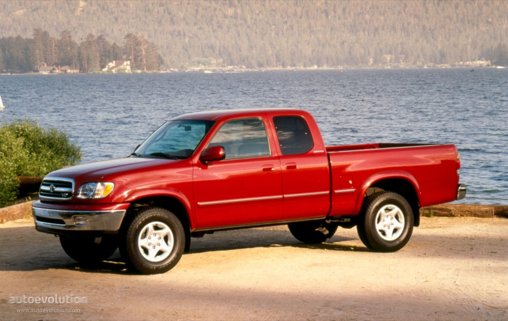 Captivating ... TOYOTA Tundra Access Cab (1999   2003) ...