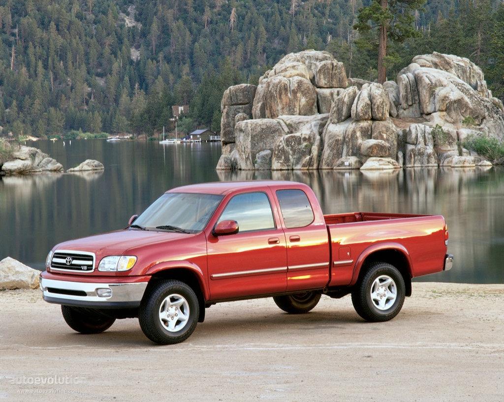 2017 Toyota Tundra Regular Cab >> TOYOTA Tundra Access Cab - 1999, 2000, 2001, 2002, 2003 ...