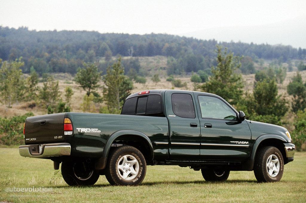 Toyota Tundra Access Cab 1999 2000 2001 2002 2003