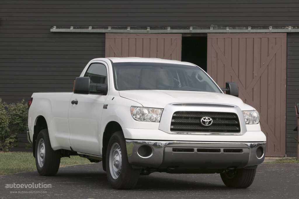toyota tundra regular cab specs 2006 2007 2008 2009. Black Bedroom Furniture Sets. Home Design Ideas