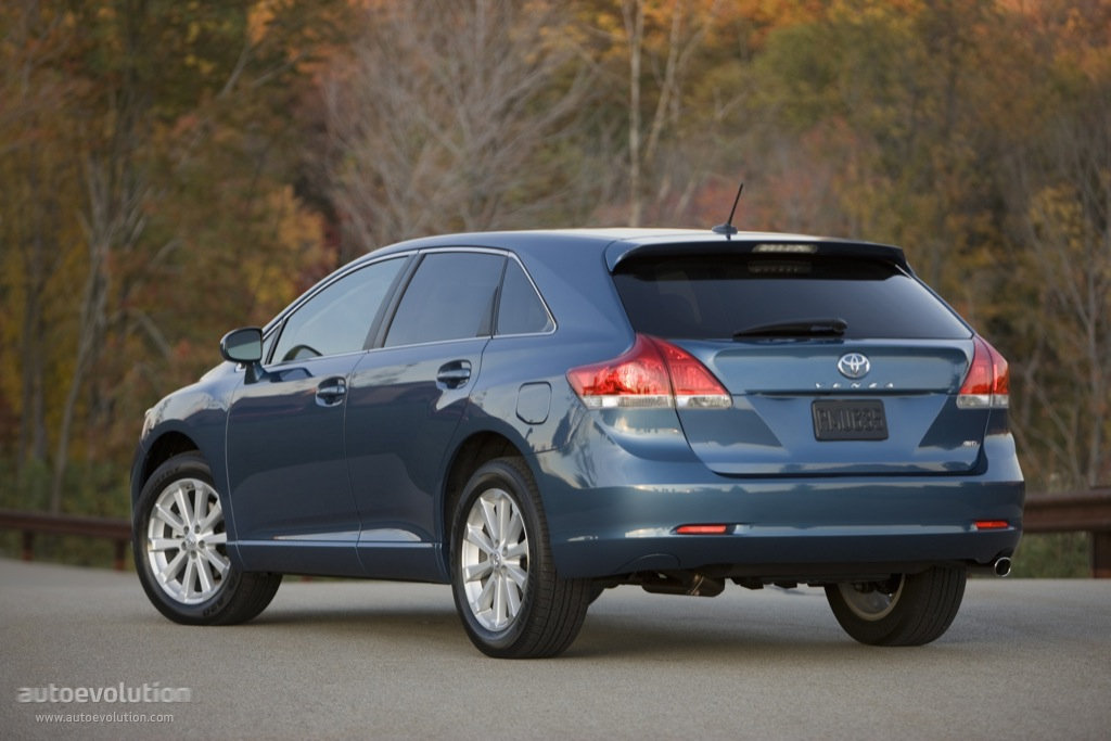 TOYOTA Venza specs & photos - 2009, 2010, 2011, 2012, 2013 ...