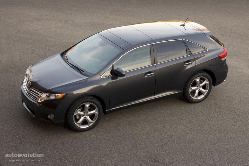 Toyota Venza 2009 2017