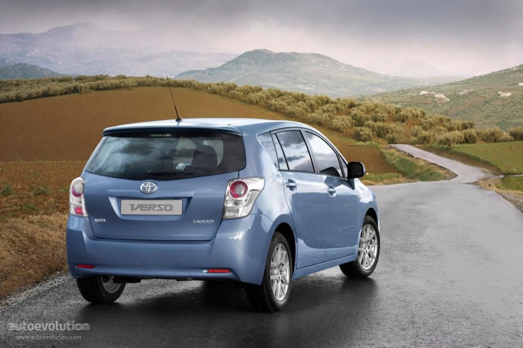 Toyota Corolla S 2010 Interior >> TOYOTA Verso - 2009, 2010, 2011, 2012, 2013 - autoevolution