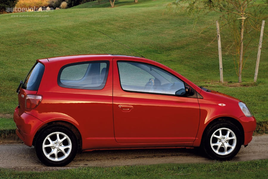 TOYOTA Yaris 3 Doors specs & photos - 1999, 2000, 2001, 2002