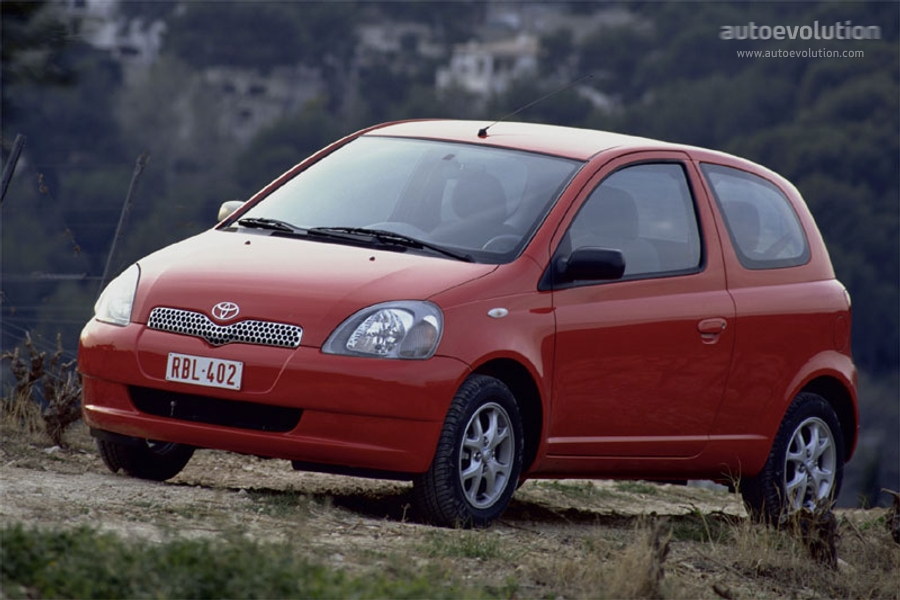 Toyota Yaris 3 Doors Specs Amp Photos 1999 2000 2001