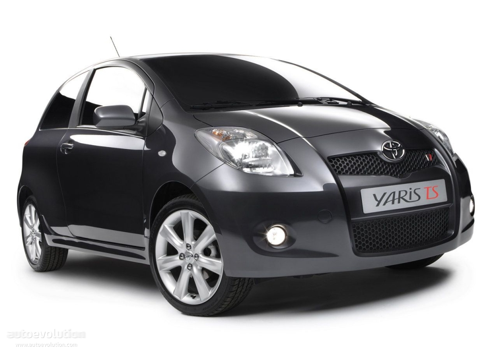 toyota yaris 3 doors 2006 2007 2008 autoevolution. Black Bedroom Furniture Sets. Home Design Ideas