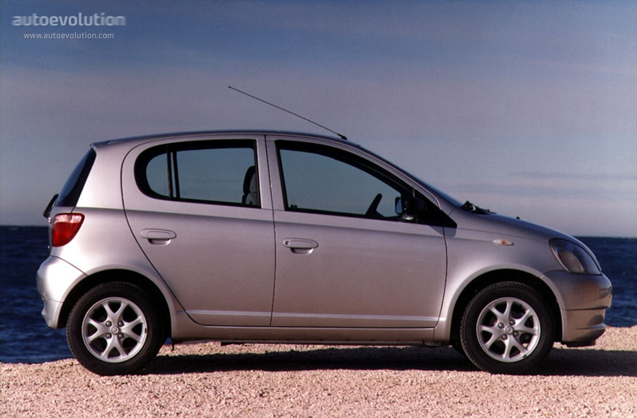 TOYOTA Yaris 5 Doors specs & photos - 1999, 2000, 2001, 2002