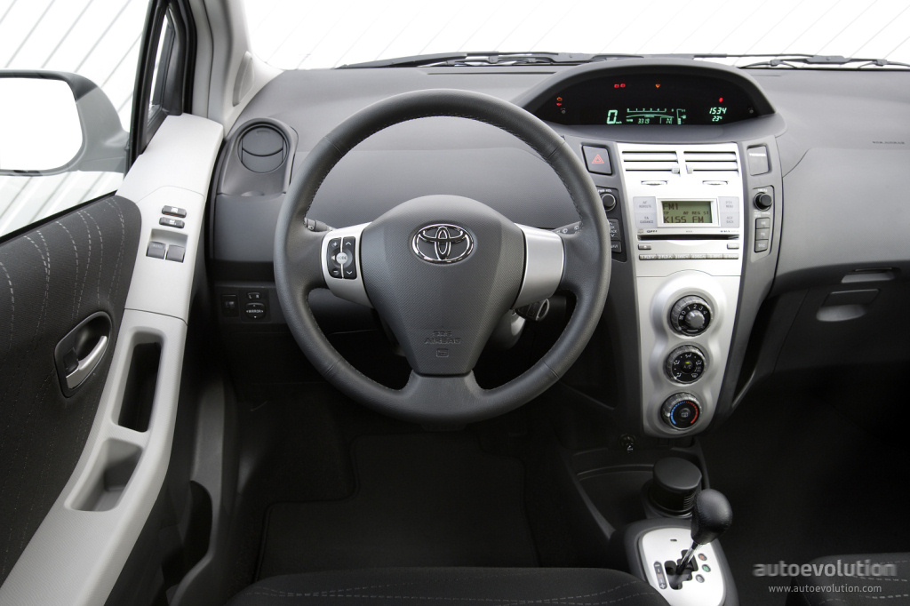 toyota yaris 5 doors specs 2006 2007 2008 autoevolution. Black Bedroom Furniture Sets. Home Design Ideas