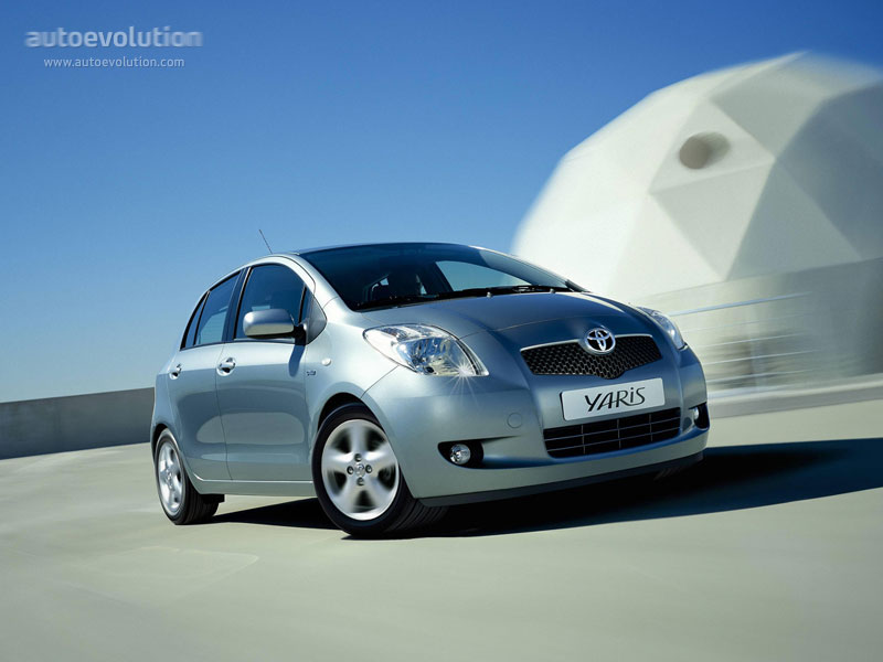Toyota Yaris 5 Doors Specs Amp Photos 2006 2007 2008