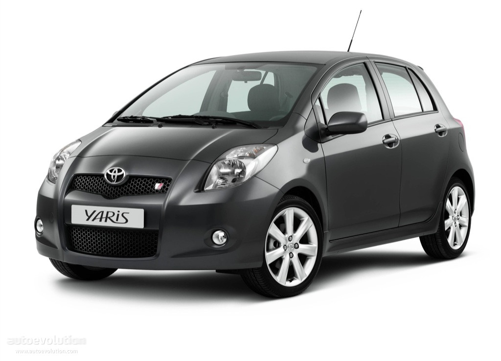Toyota Yaris Ts 5 Doors 2007 2008 2009 2010