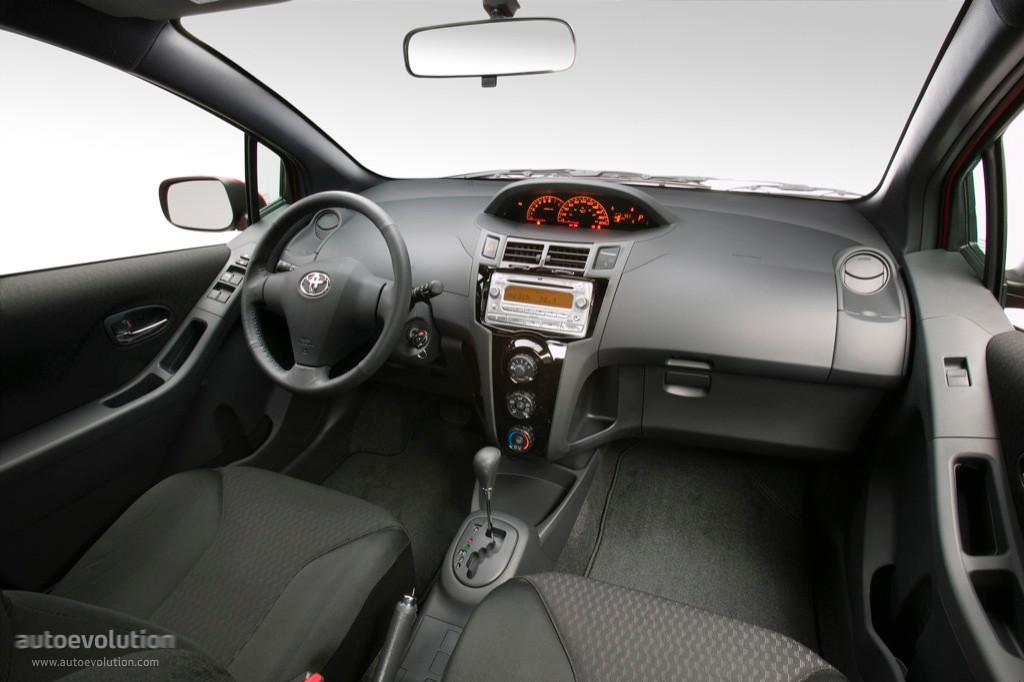 Toyota Supra Specs >> TOYOTA Yaris TS 5 Doors specs & photos - 2007, 2008, 2009 ...