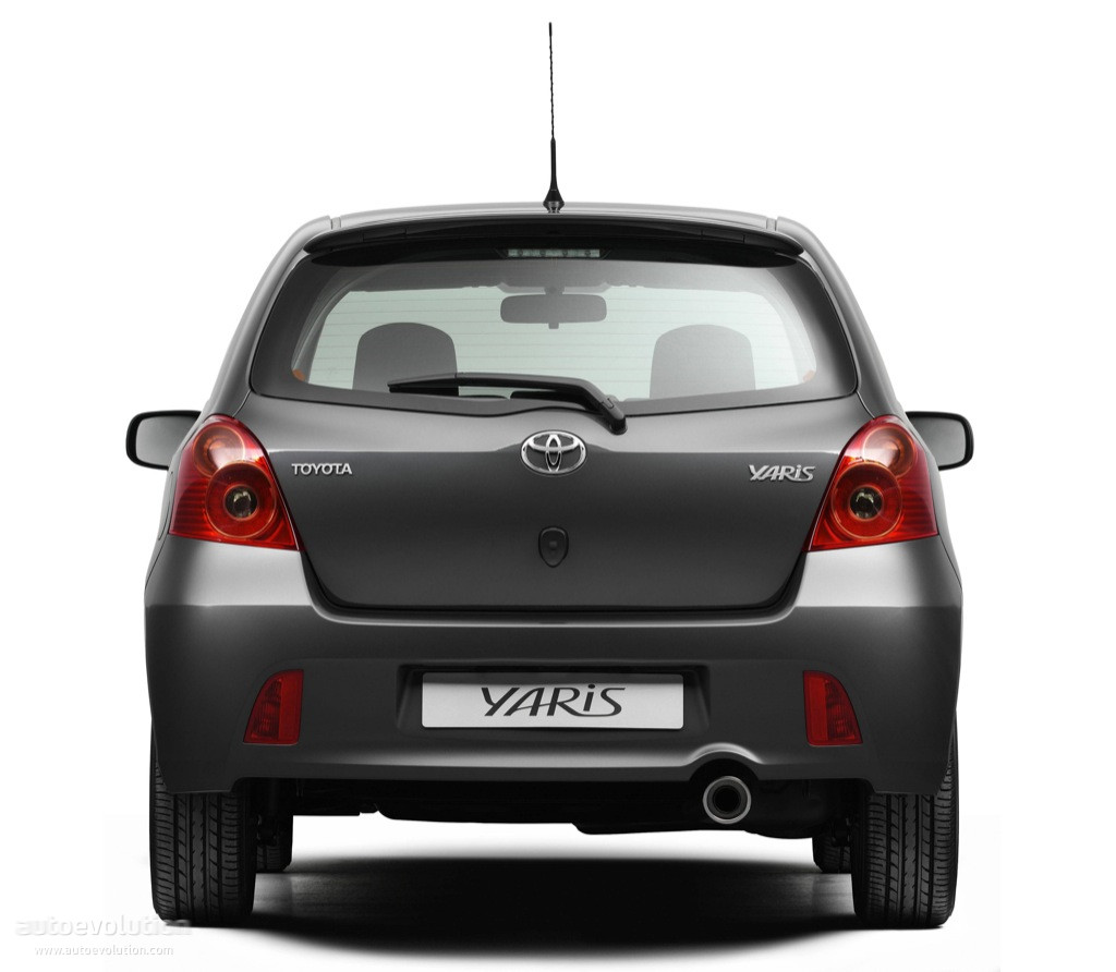TOYOTA Yaris TS 5 Doors Specs & Photos