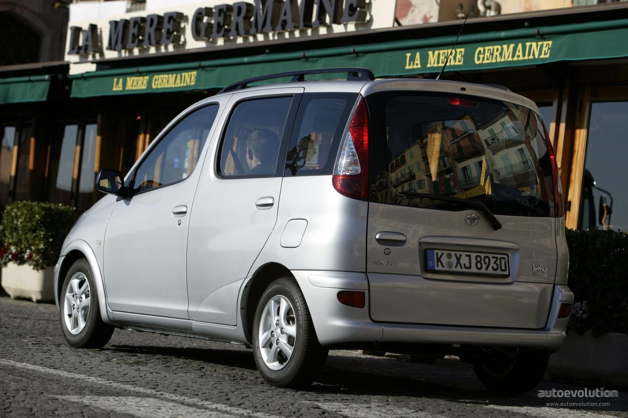 Kekurangan Toyota Yaris 2004 Review