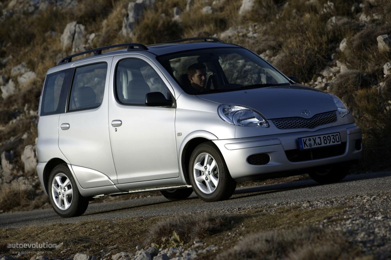 Toyota Diesel Engines >> TOYOTA Yaris Verso specs & photos - 2003, 2004, 2005, 2006 ...