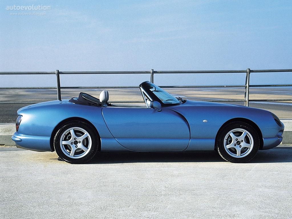TVR Chimaera specs - 1992, 1993, 1994, 1995, 1996, 1997, 1998, 1999, 2000, 2001 - autoevolution