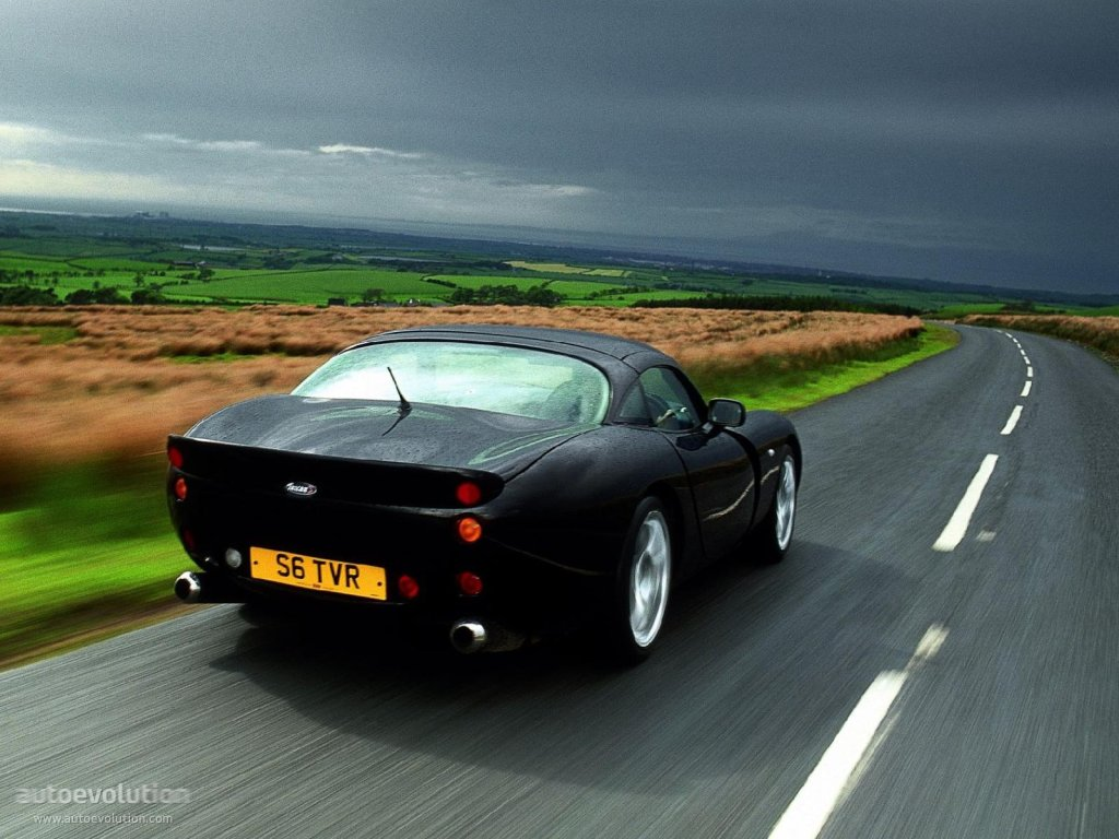 Tvr Tuscan S 2001 2002 2003 2004 2005 Autoevolution