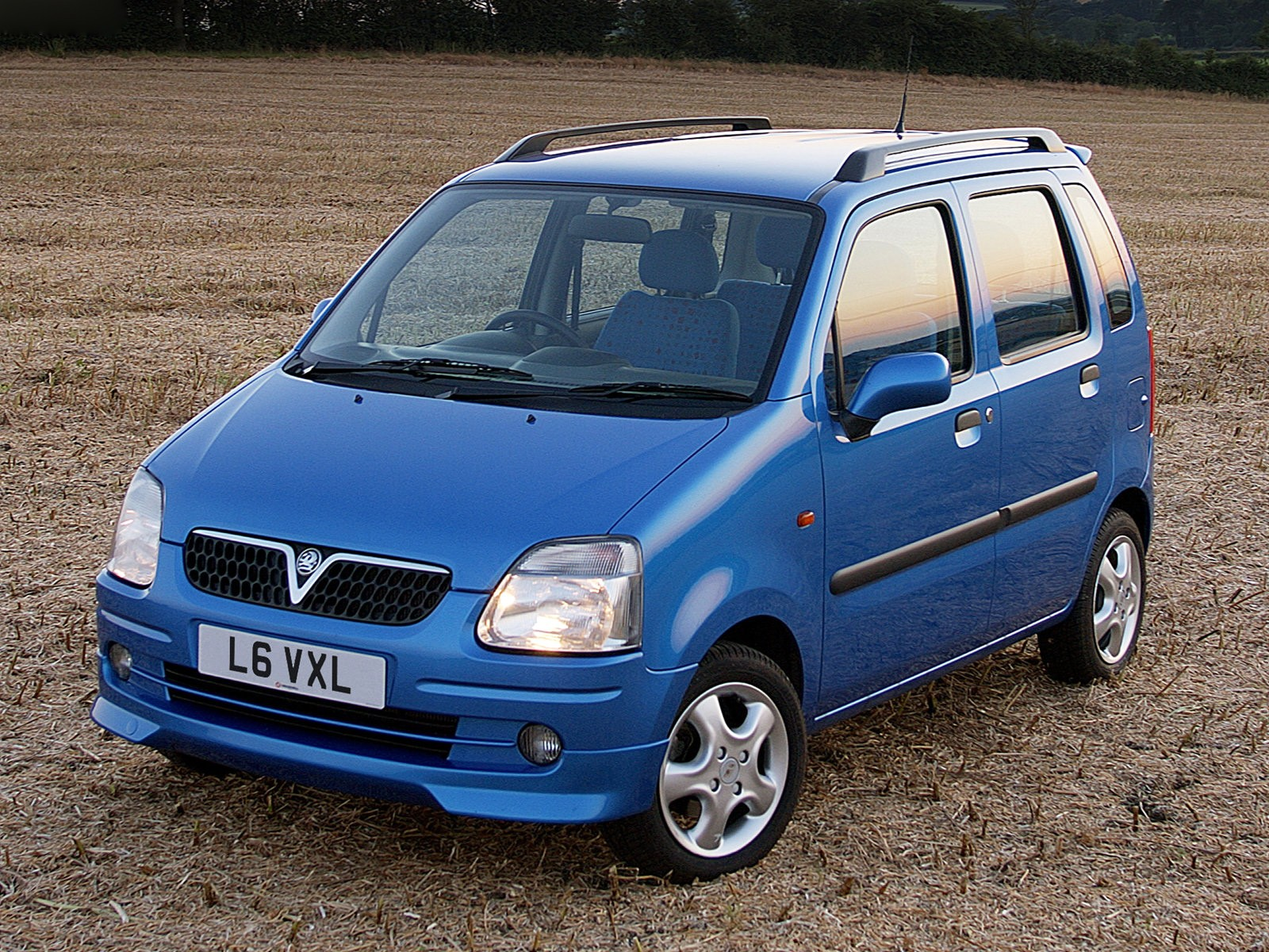 Vauxhall Agila 2000 2001 2002 2003 2004 2005 2006