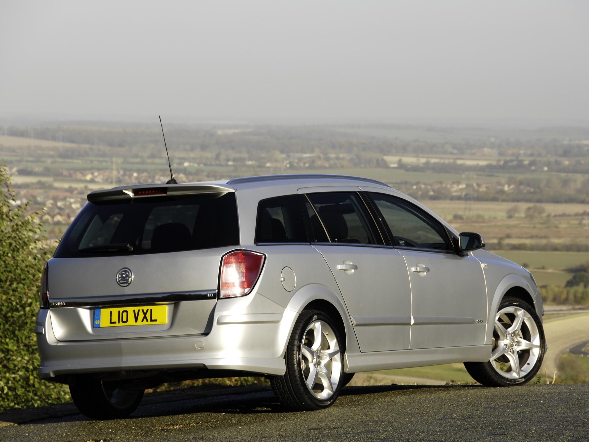 1998 2006 opel astra van truck review top speed -  Vauxhall Astra Estate 2004 2011