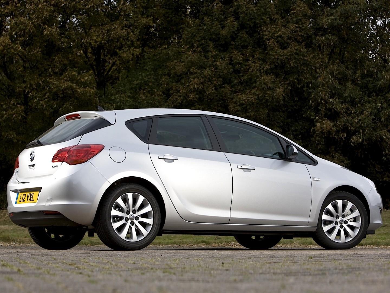 What Will Improve Fuel Consumption >> VAUXHALL Astra Hatchback specs & photos - 2009, 2010, 2011, 2012, 2013, 2014, 2015 - autoevolution