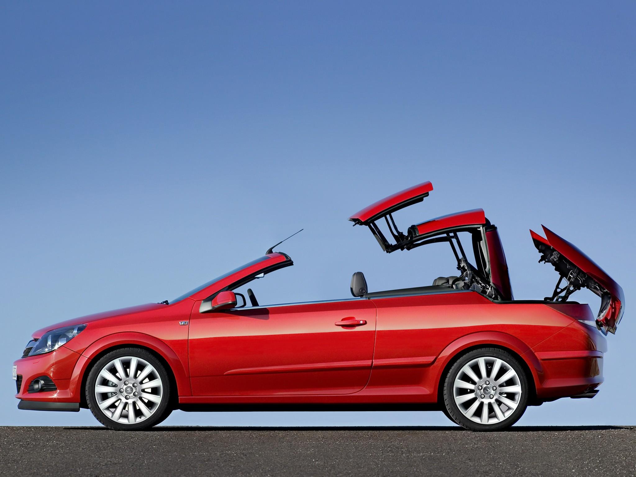 Vauxhall astra twin top specs 2006 2007 2008 2009 2010 2011 autoevolution