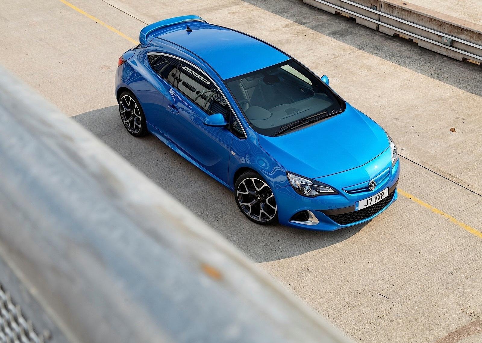 Vauxhall Astra Vxr 2017 Present