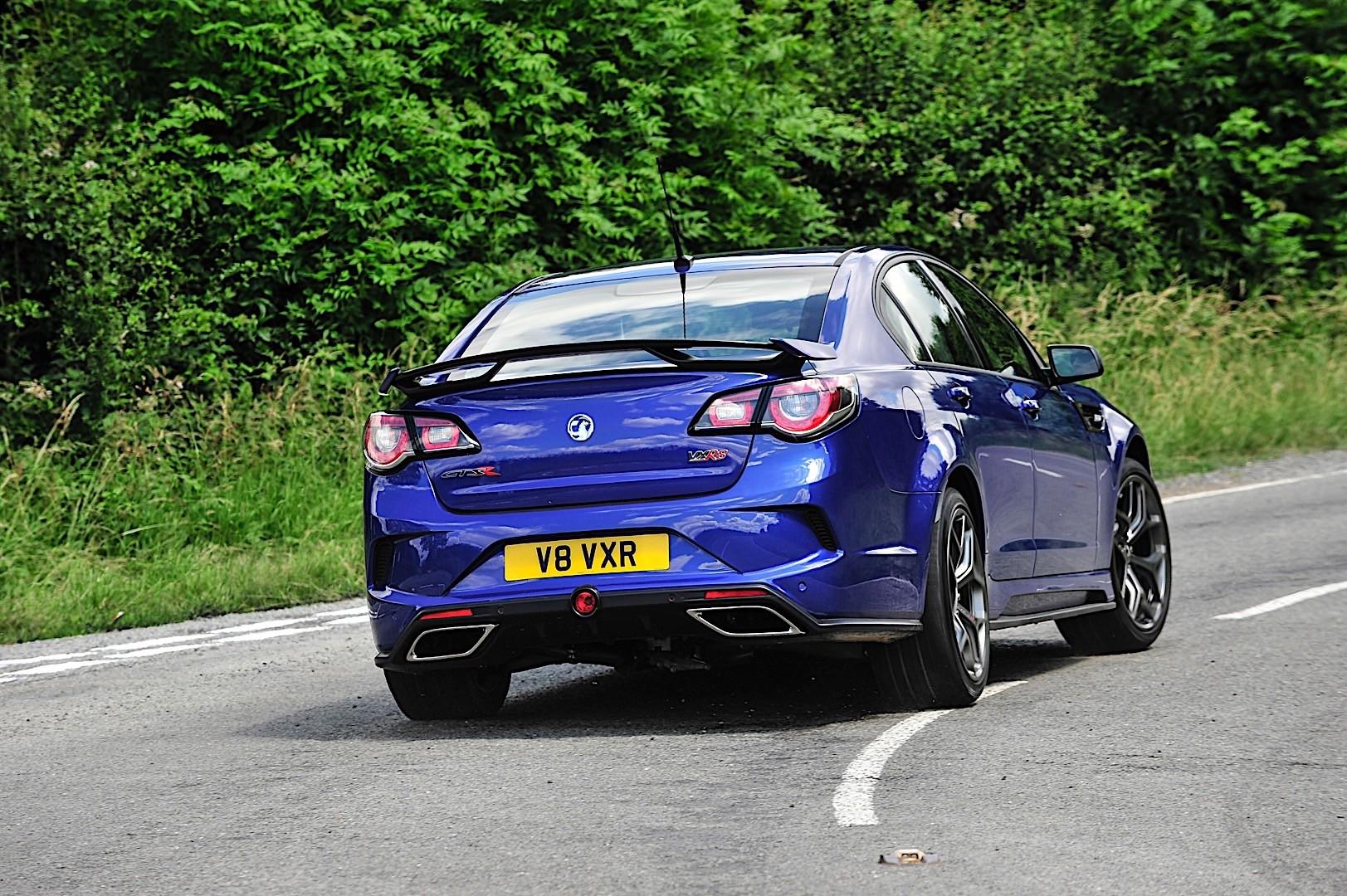 Vauxhall Vxr8 Gts R Specs 2017 Autoevolution