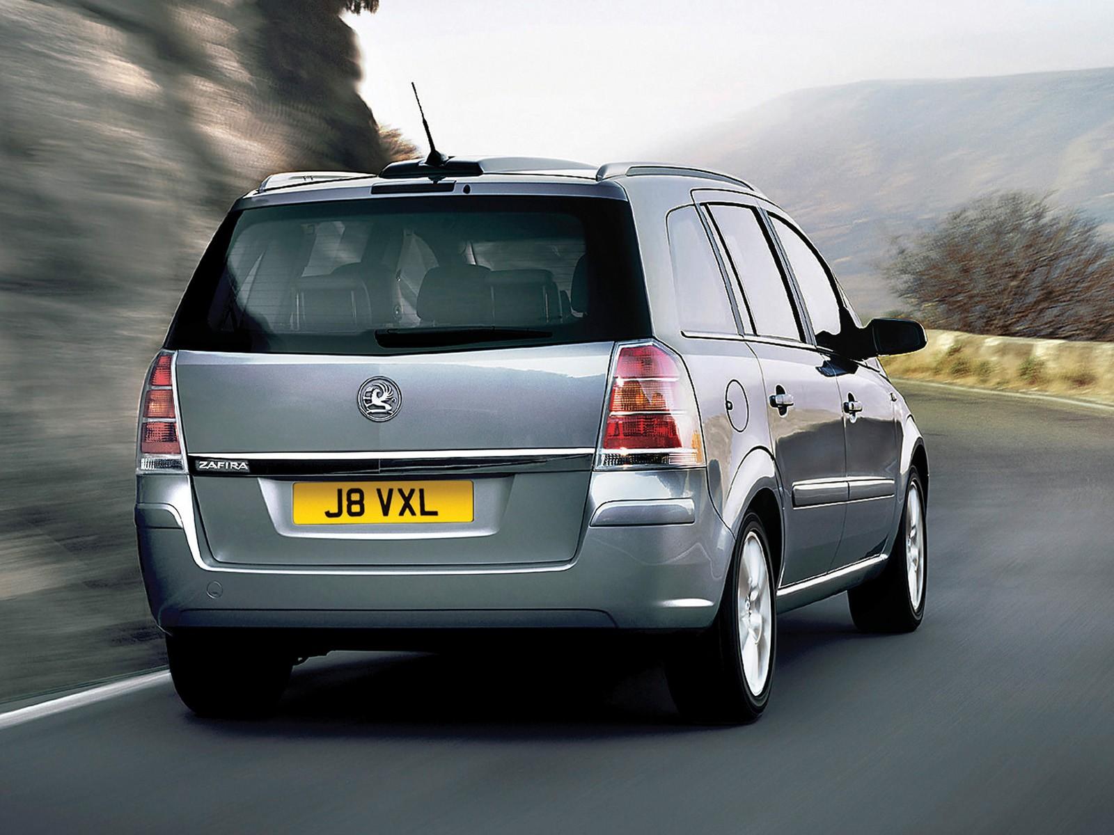Vauxhall Zafira Specs Amp Photos 2005 2006 2007 2008