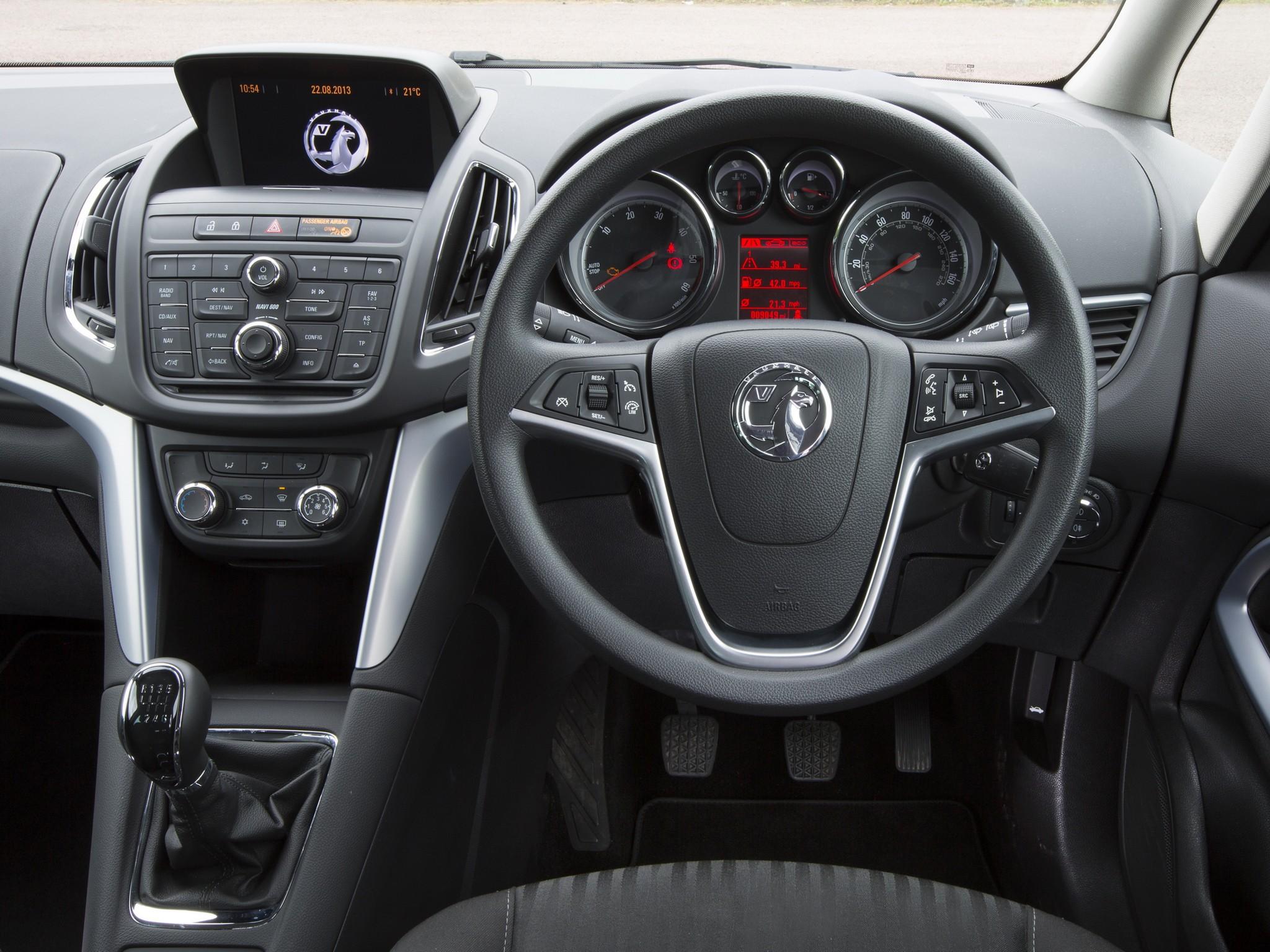 Vauxhall Zafira Tourer Specs Amp Photos 2011 2012 2013