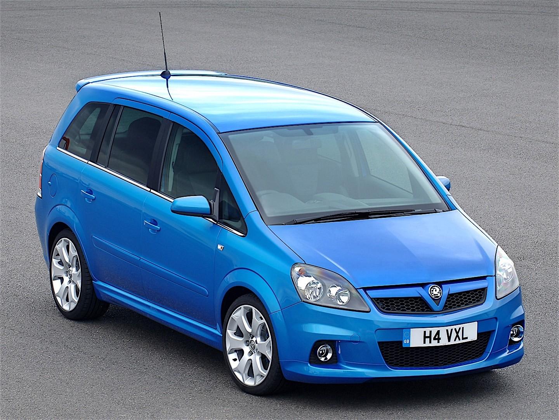 Vauxhall Zafira Vxr 2005 2006 2007 2008 2009 2010 Autoevolution