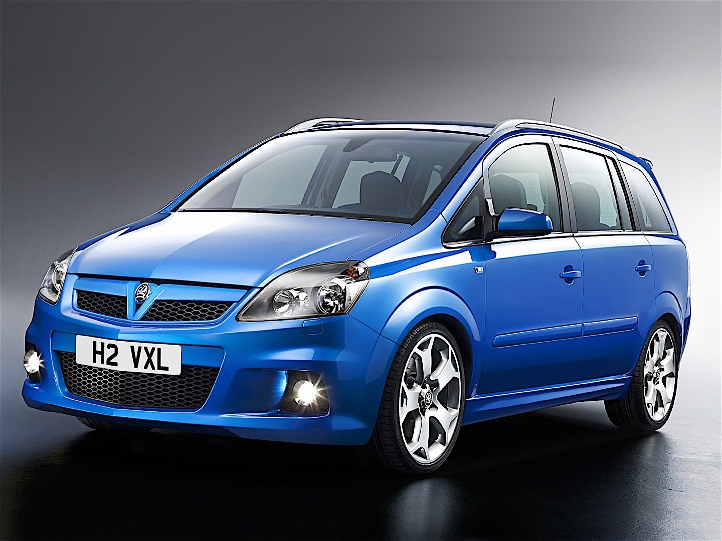 vauxhall zafira vxr specs photos 2005 2006 2007. Black Bedroom Furniture Sets. Home Design Ideas