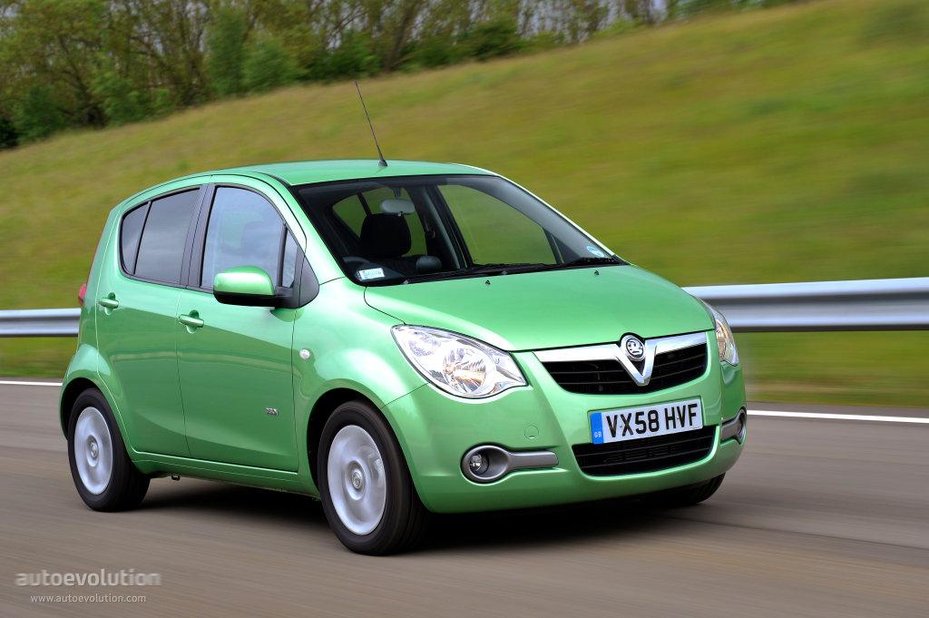 Vauxhall Agila Specs Amp Photos 2008 2009 2010 2011