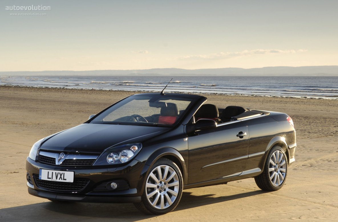 Vauxhall Astra Twin Top 2006 2007 2008 2009 2010 2011 Autoevolution