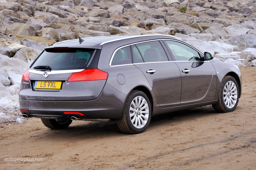 vauxhall insignia sports tourer specs photos 2009. Black Bedroom Furniture Sets. Home Design Ideas