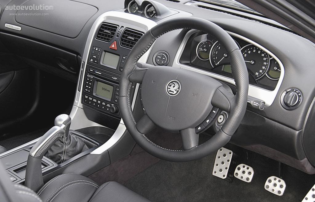 Vauxhall Monaro Vxr Specs 2005 2006 2007 Autoevolution