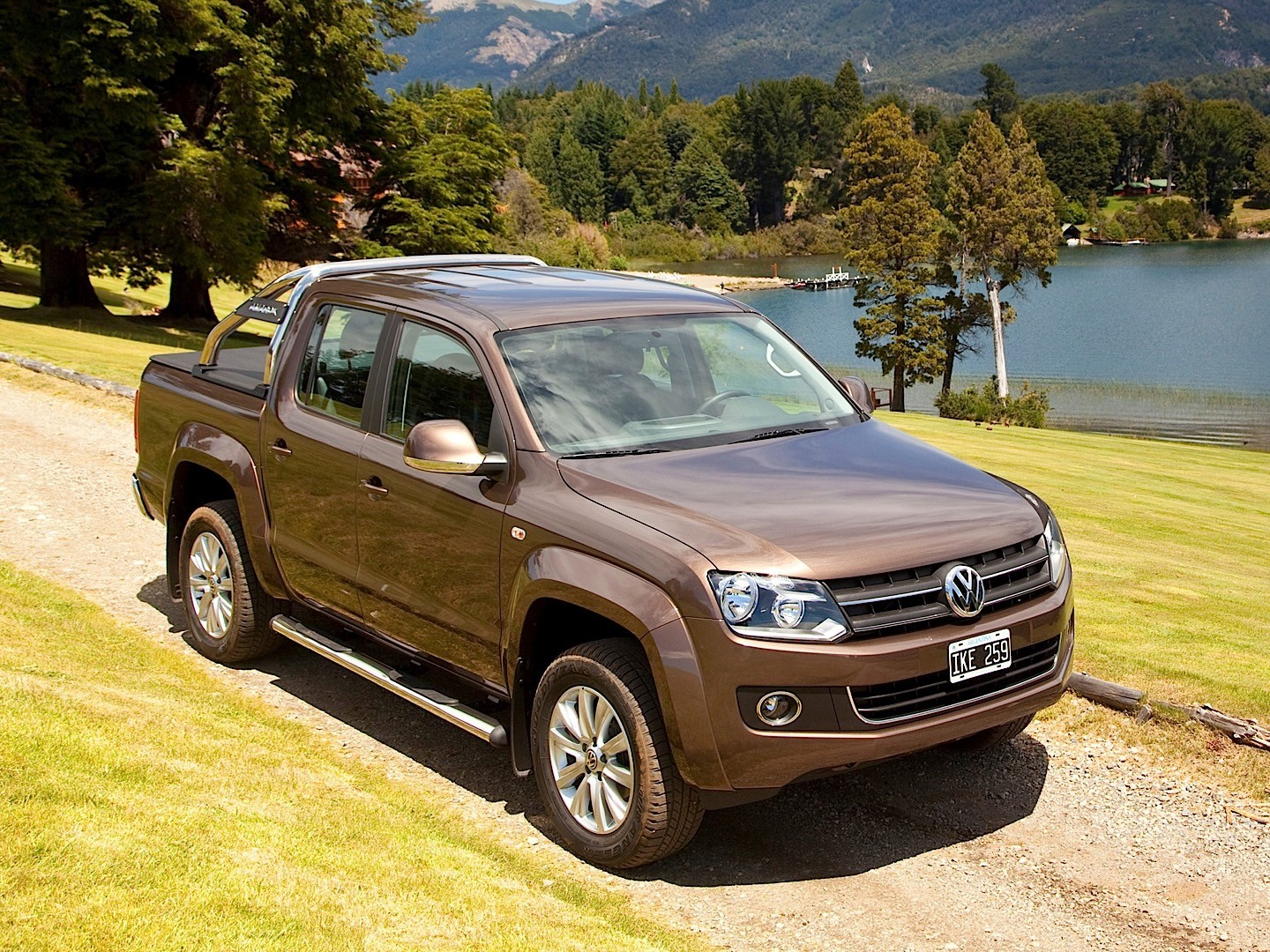volkswagen amarok double cab 2009 2010 2011 2012. Black Bedroom Furniture Sets. Home Design Ideas