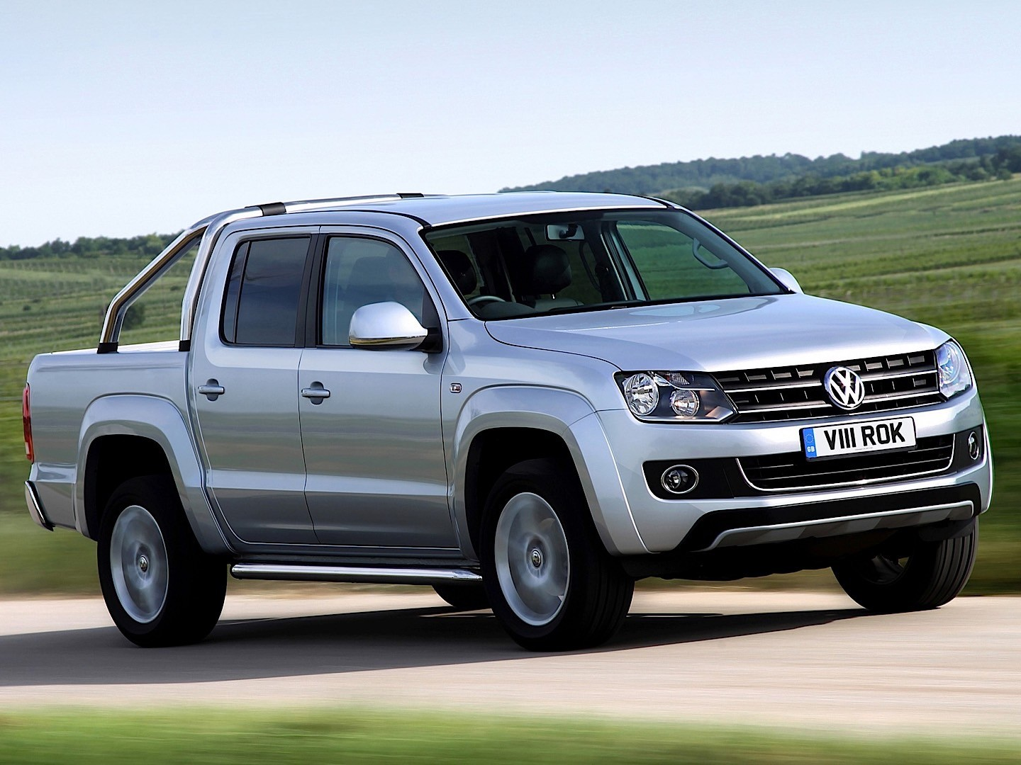 volkswagen amarok double cab specs photos 2009 2010. Black Bedroom Furniture Sets. Home Design Ideas