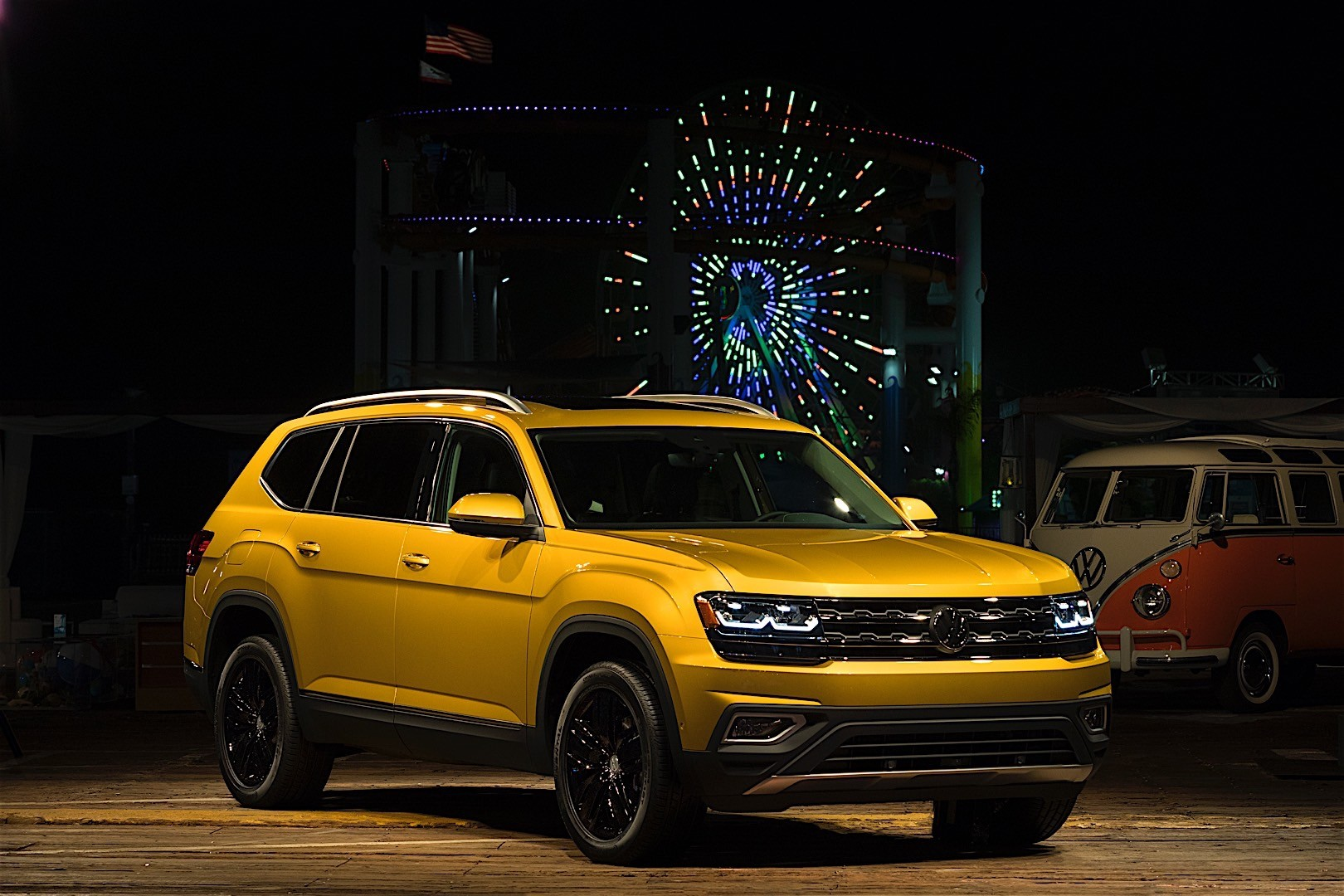 Volkswagen Atlas 2017 Autoevolution