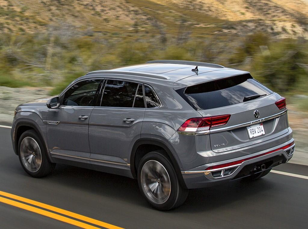 Volkswagen Atlas Cross Sport Specs Photos 2019 2020