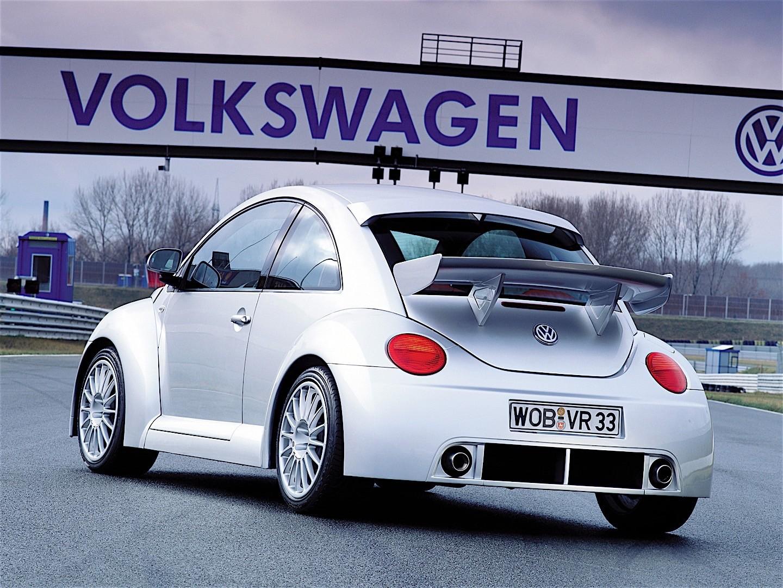 VOLKSWAGEN BEETLE RSI - 2001, 2002 - autoevolution