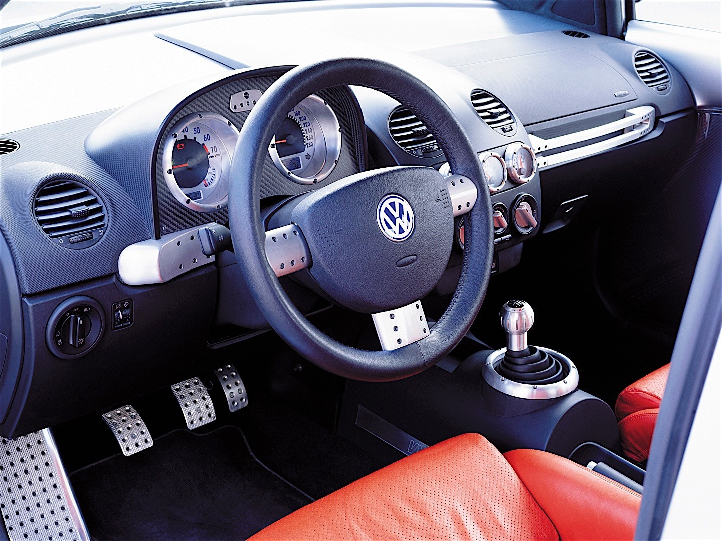 VOLKSWAGEN BEETLE RSI specs & photos - 2001, 2002 - autoevolution