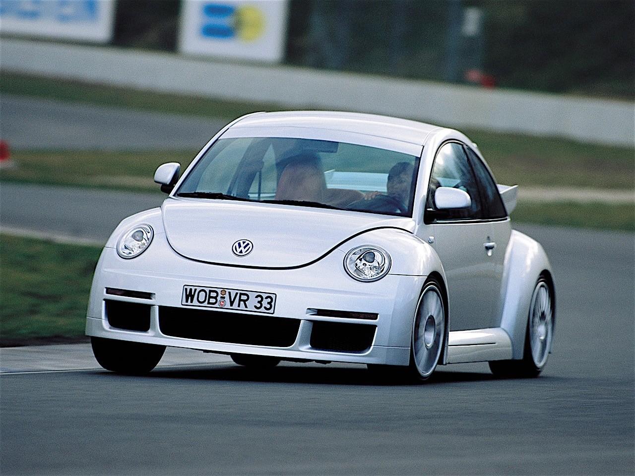 VOLKSWAGEN BEETLE RSI specs & photos - 2001, 2002 - autoevolution