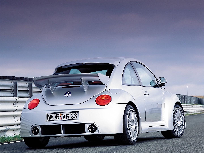 volkswagen beetle rsi 2001 2002 autoevolution. Black Bedroom Furniture Sets. Home Design Ideas