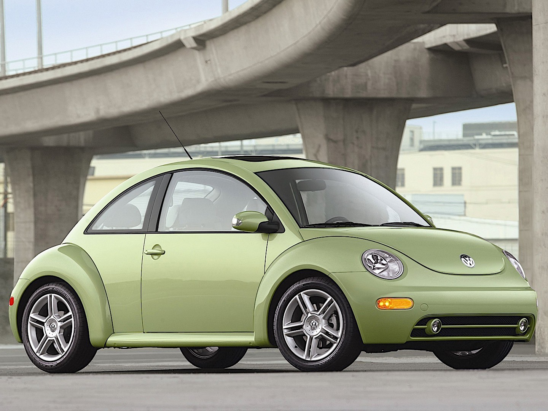 VOLKSWAGEN Beetle specs & photos - 1998, 1999, 2000, 2001, 2002, 2003, 2004, 2005 - autoevolution