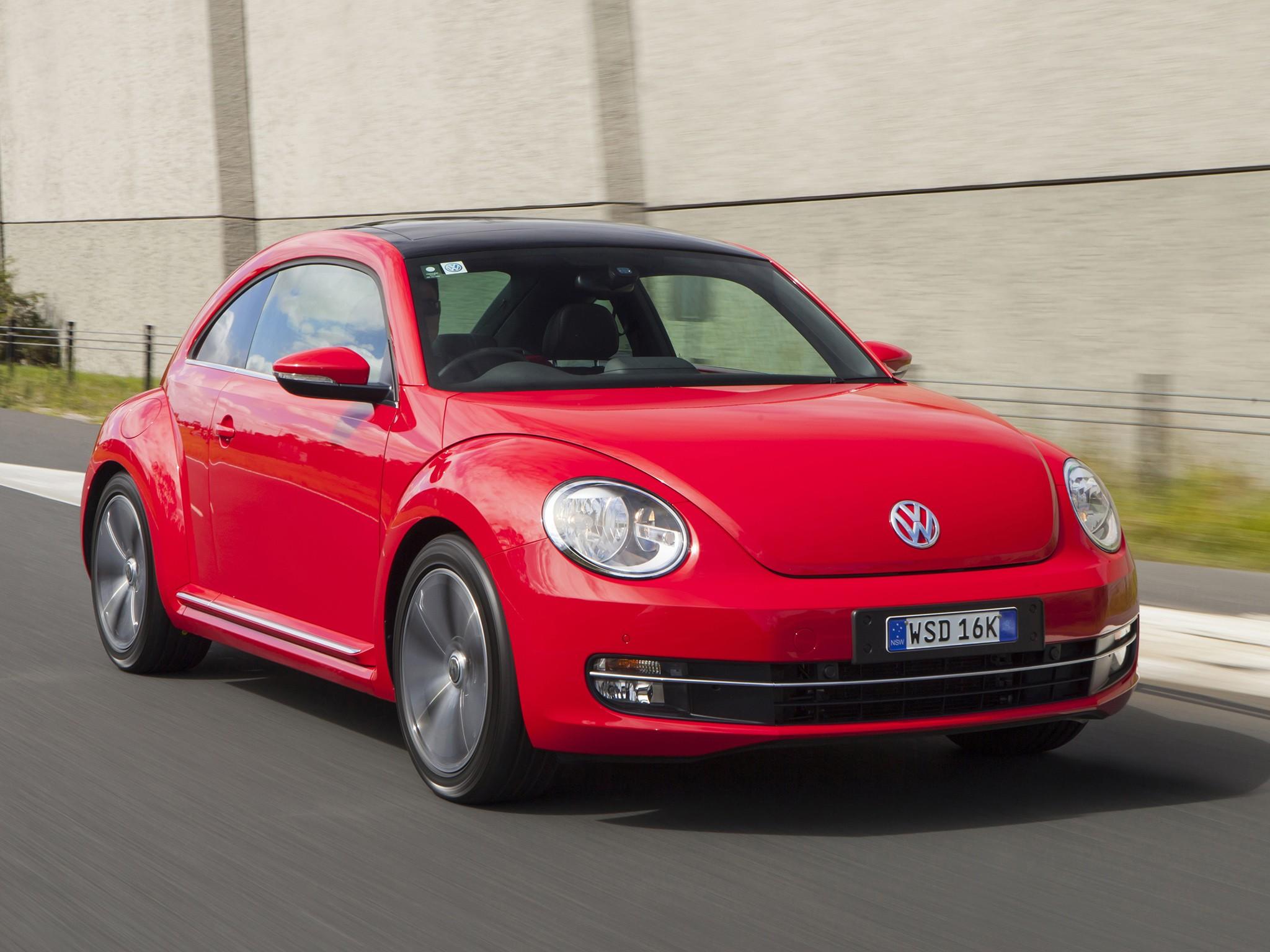 VOLKSWAGEN Beetle - 2011, 2012, 2013, 2014, 2015, 2016 - autoevolution