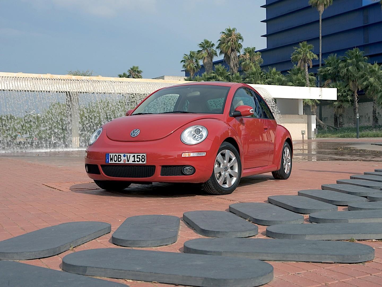 Volkswagen Beetle Specs Photos 2005 2006 2007 2008 2009 Interior Vw New Engine Diagram 2010