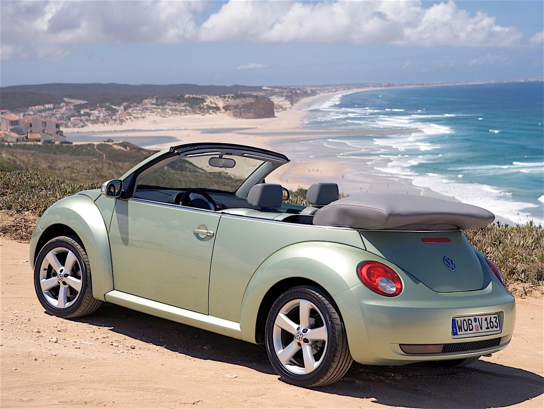 Volkswagen Beetle Cabrio Specs - 2005  2006  2007  2008  2009  2010