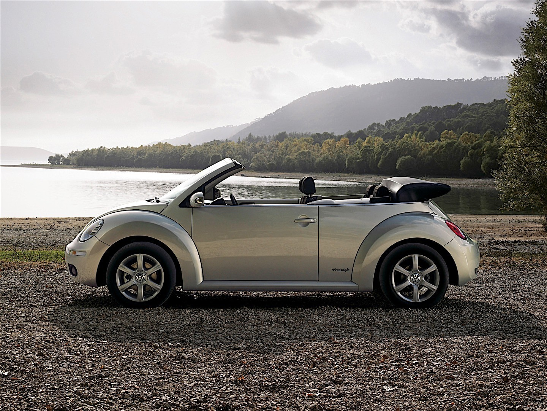 VOLKSWAGEN Beetle Cabrio specs - 2005, 2006, 2007, 2008, 2009, 2010 - autoevolution