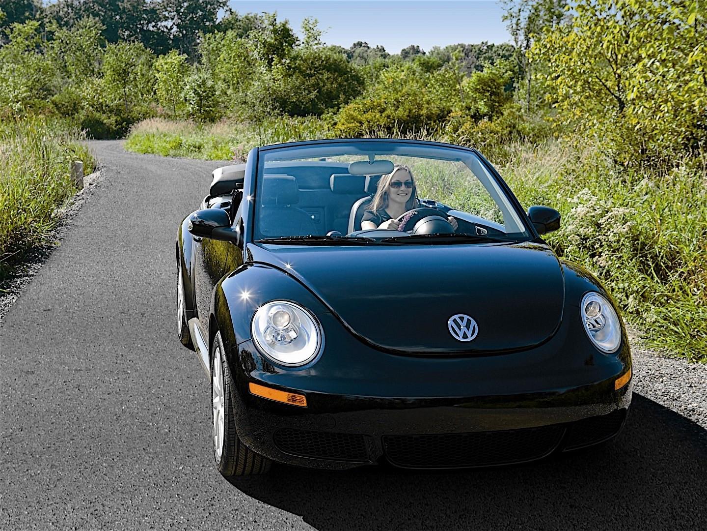VOLKSWAGEN Beetle Cabrio specs - 2005, 2006, 2007, 2008 ...