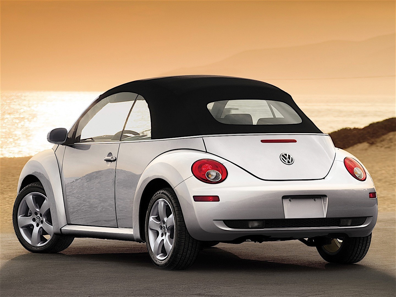 volkswagen beetle cabrio specs 2005 2006 2007 2008. Black Bedroom Furniture Sets. Home Design Ideas