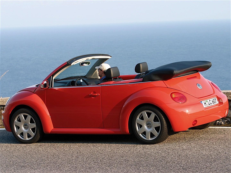 volkswagen beetle cabrio 2003 2004 2005 autoevolution. Black Bedroom Furniture Sets. Home Design Ideas
